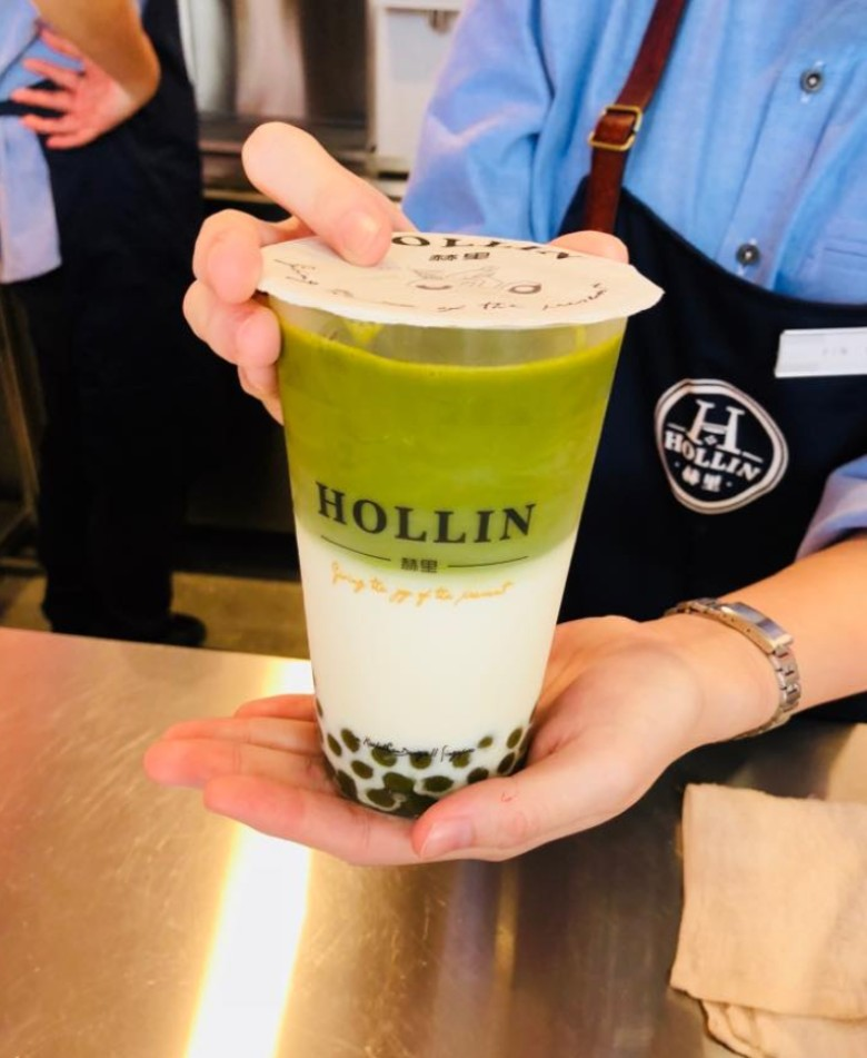 hollin bubble tea singapore